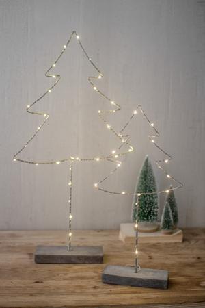 LED Christmas Tree Pair