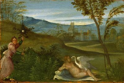 Leda and the Swan, C. 1500-Giorgione-Giclee Print