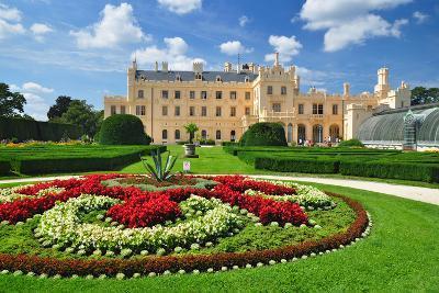 Lednice Chateau, Unesco Heritage- meryll-Photographic Print