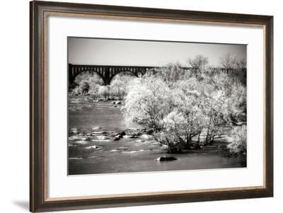 Lee Bridge II-Alan Hausenflock-Framed Photographic Print