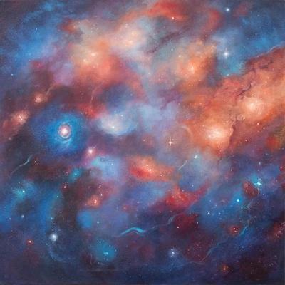 Cosmos I, 2017,