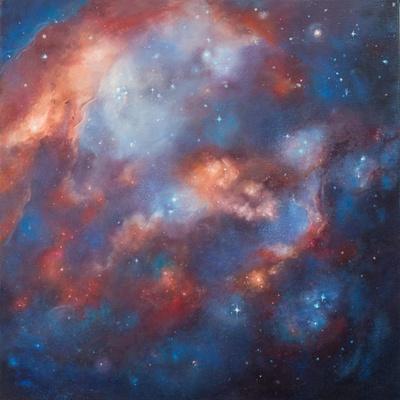 Cosmos II, 2017,