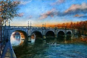 Kingston Bridge 2013 by Lee Campbell