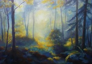 Limberlost 2013 Forest USA by Lee Campbell