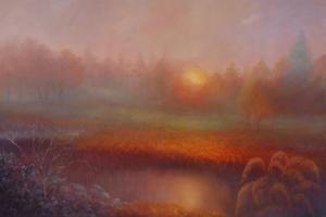 October Mist by Lee Campbell