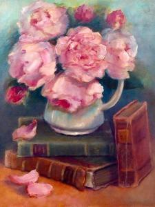 Peonies, by Lee Campbell