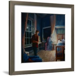 Sausmarez Ghostly Nanny, 2000 by Lee Campbell