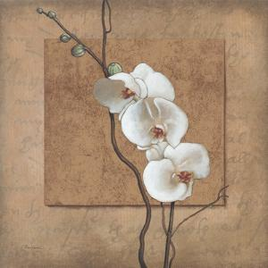 Golden Orchid I by Lee Carlson