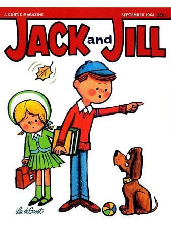 Go  Home! - Jack and Jill, September 1964
