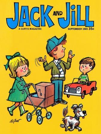 Safe Crossing - Jack and Jill, September 1965