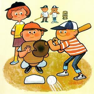 Hey Batter! - Jack & Jill by Lee deGroot