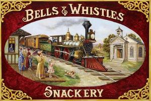 Bells and Whistles Train by Lee Dubin