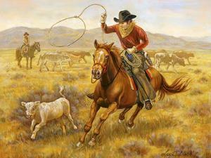 Cowboy by Lee Dubin