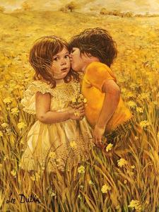 First Kiss by Lee Dubin