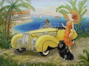 Great Gatsby by Lee Dubin