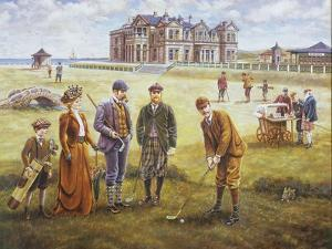 St Andrews by Lee Dubin