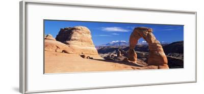 Delicate Arch, Arches National Park, Moab, Utah, United States of America (U.S.A.), North America