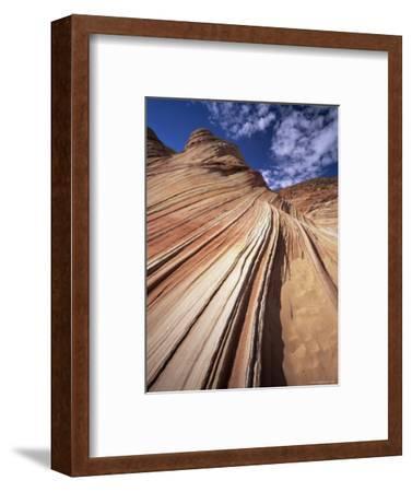 Sandstone Wave, Paria Canyon, Vermillion Cliffs Wilderness, Arizona, USA