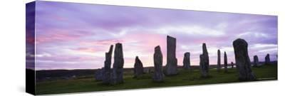 Standing Stones of Callanish, Isle of Lewis, Outer Hebrides, Scotland, United Kingdom, Europe