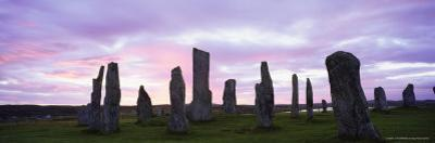 Standing Stones of Callanish, Isle of Lewis, Outer Hebrides, Scotland, United Kingdom, Europe