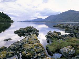 View Along Loch Linnhe Towards Corran, Near Fort William, Highland Region, Scotland by Lee Frost