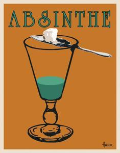 Absinthe by Lee Harlem