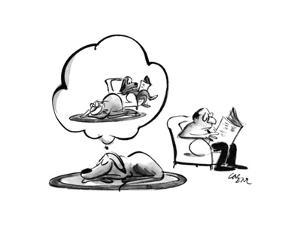 New Yorker Cartoon by Lee Lorenz