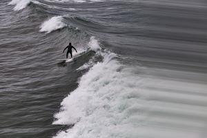 Oceanside Surf I by Lee Peterson