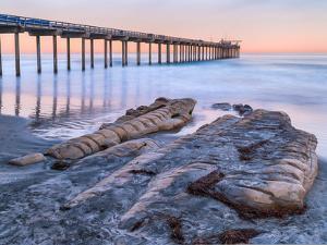Scripps Pier III by Lee Peterson