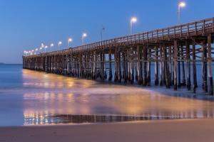 Ventura Pier by Lee Peterson
