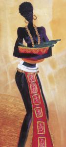 African Elegance II by Lee White