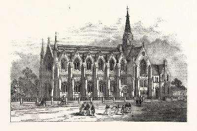 Leeds New Grammar School, UK--Giclee Print