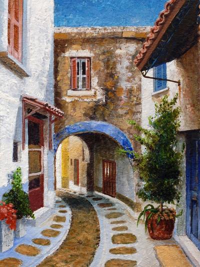 Lefkimi, Corfu, 2006-Trevor Neal-Giclee Print