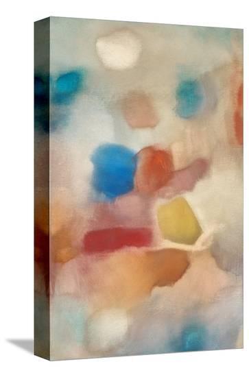 Left Field-Max Jones-Stretched Canvas Print