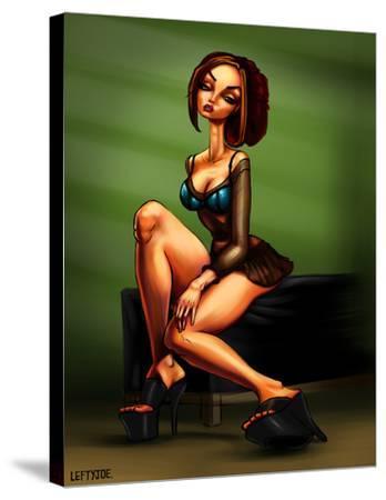 Cartoony Girl