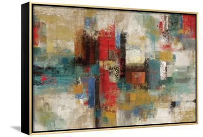 Legends-Tom Reeves-Framed Canvas Print