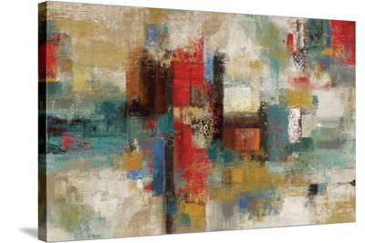 Legends-Tom Reeves-Stretched Canvas Print