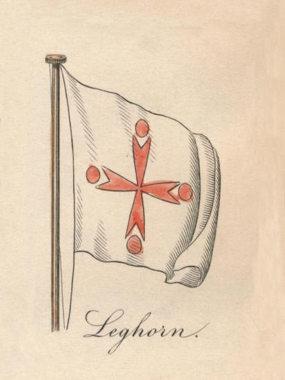 'Leghorn', 1838-Unknown-Giclee Print