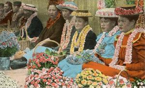Lei Vendors, Hawaii