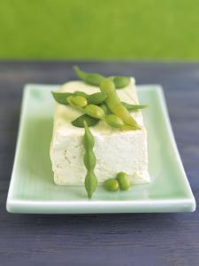 Tofu and Soybeans by Leigh Beisch