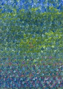 Bluebells, 2012, by Leigh Glover