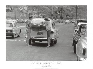 Double Parked, 1960 by Leigh Wiener