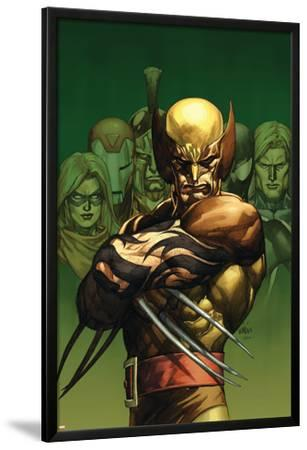 Dark Wolverine No.75 Cover: Wolverine