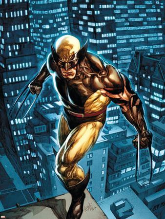 Dark Wolverine No.77 Cover: Wolverine