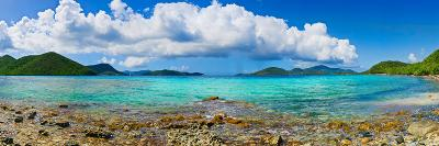 Leinster Bay, St. John, Us Virgin Islands--Photographic Print