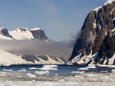 Lemaire Channel, Antarctic Peninsula, Antarctica, Polar Regions-Sergio Pitamitz-Photographic Print