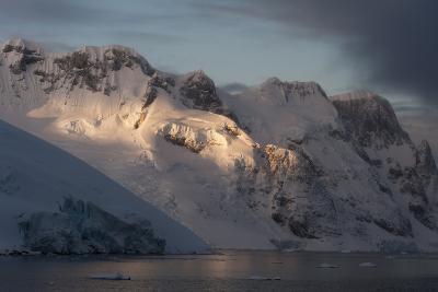 Lemaire Channel in Antarctica-Sergio Pitamitz-Photographic Print