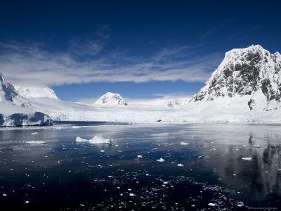 Lemaire Channel, Weddell Sea, Antarctic Peninsula, Antarctica, Polar Regions-Thorsten Milse-Photographic Print