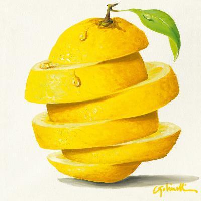 Lemon Cut-Paolo Golinelli-Art Print