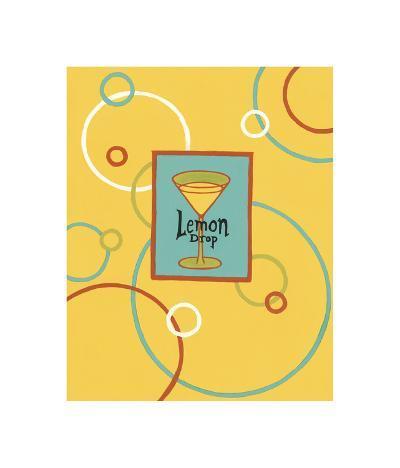 Lemon Drop-Michele Killman-Giclee Print